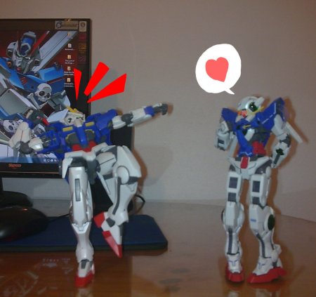 Mecha couple
